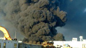 Brandwerend Betonblokken